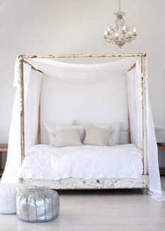 Cool And Calm This Seaside Bedroom Is A Study In White
