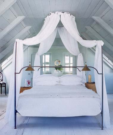 A Cool Breezy Room In The Bahamas By Designer Tom Scheerer