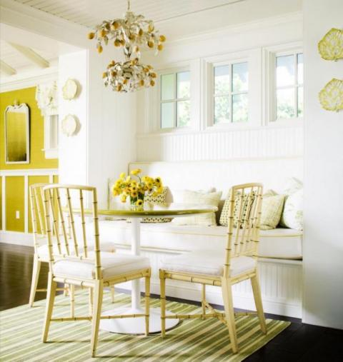 Banquette Dining Seating