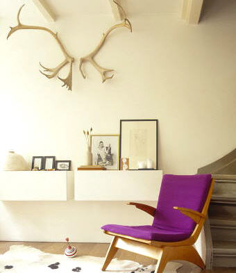 Decorating with antlers | Gretha Scholtz