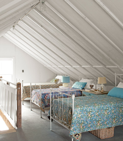 Beds For Attic Rooms grown up bunk rooms | gretha scholtz