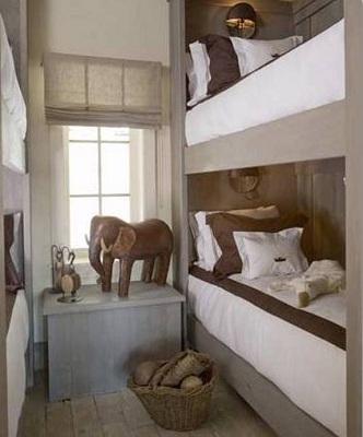 Grown Up Bunk Rooms Gretha Scholtz